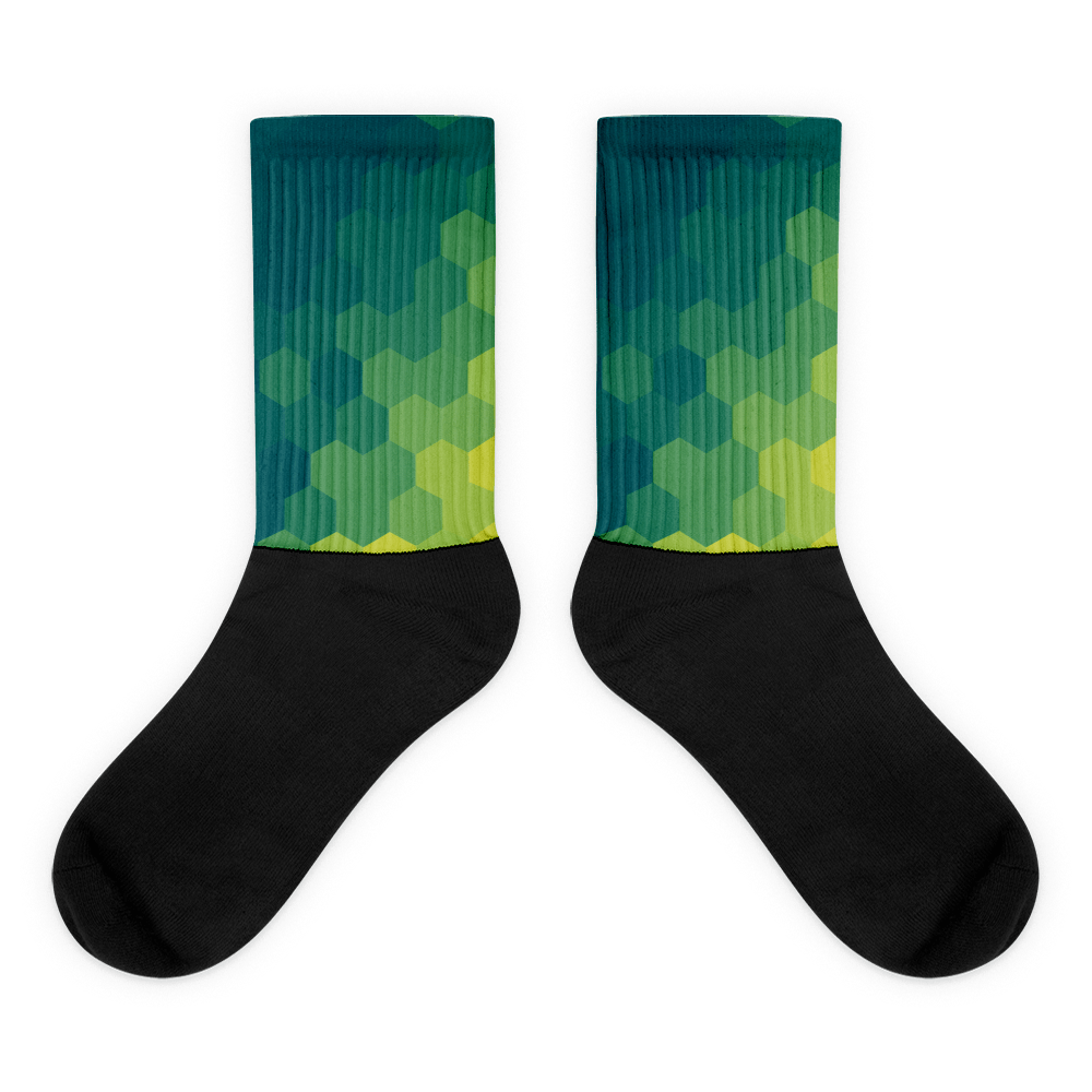 Dragon Skin Socks - Rave Threads USA - EDM, Rave, and Festival Clothing Store