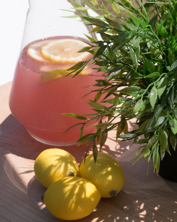 Recipe // Rosé Lemonade