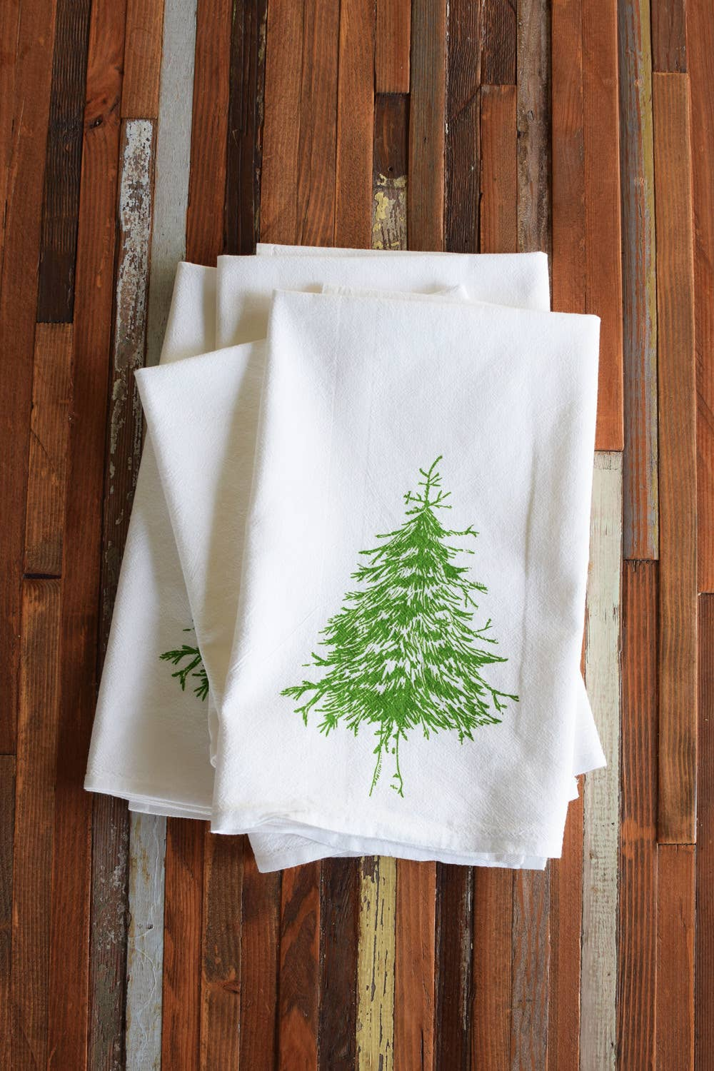 Fir Tree Napkins - Set Of 4