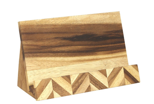 Acacia Wood Tablet/ Cookbook Holder