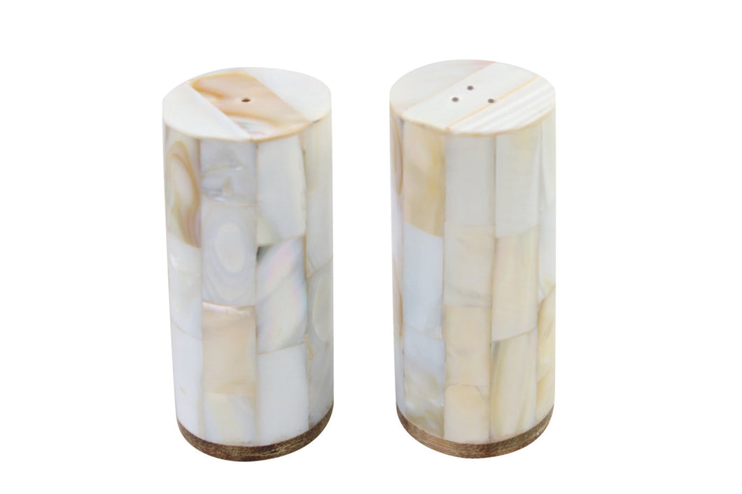 Shell Salt and Pepper Set