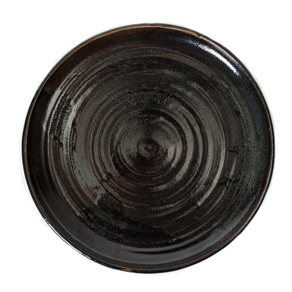 Hand Thrown Dinner Plate (Can not be customized)