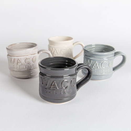 Waco Established City Mug