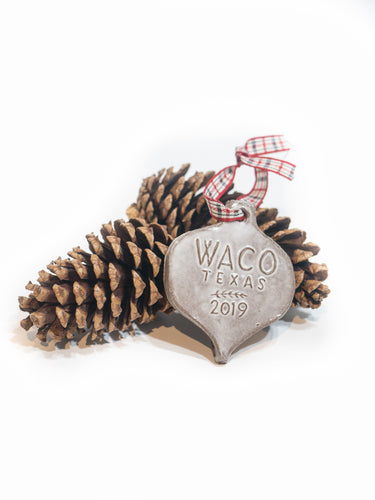 Waco 2019 Ornaments
