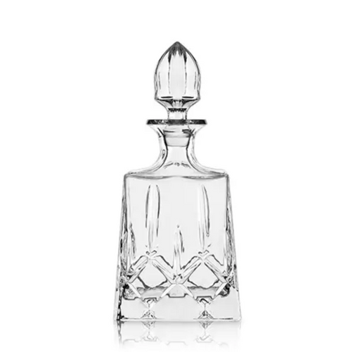 Admiral Glass Mezcal Decanter
