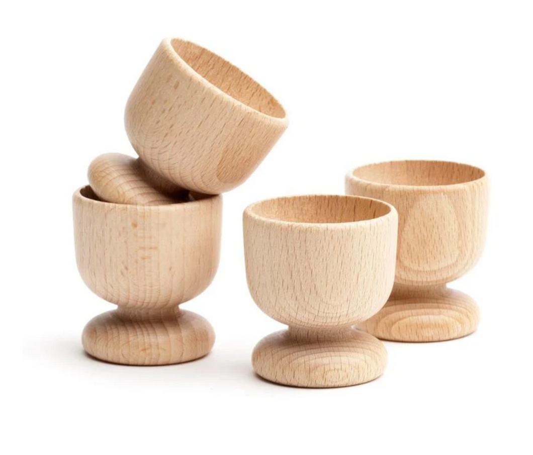 Wooden Egg Cup