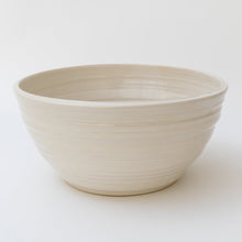 Hand Thrown Serving Bowl (Can not be customized)