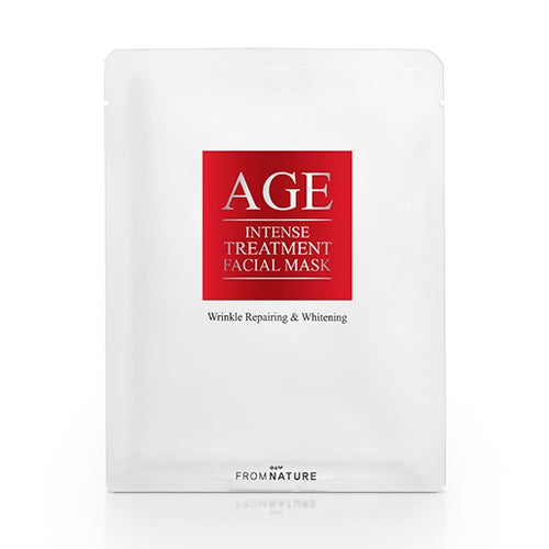 From Nature Age Intense Treatment Facial Mask