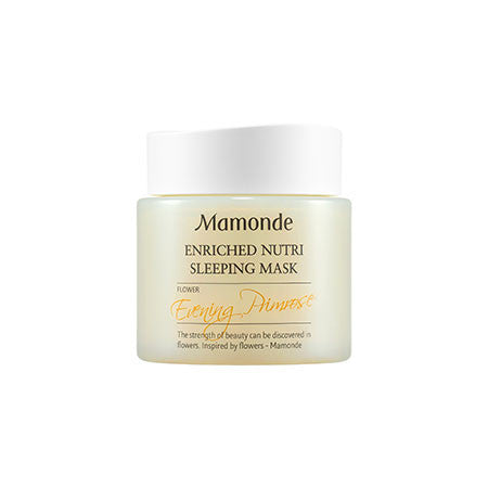 Mamonde Enriched Nutri Sleeping Mask Evening Primose