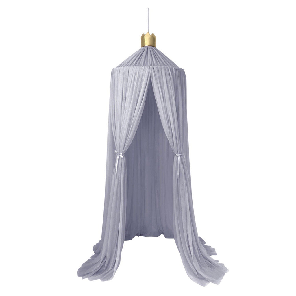 Dreamy Canopy Light Grey - 2 week delivery