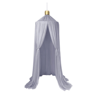 Dreamy Canopy Light Grey - May delivery