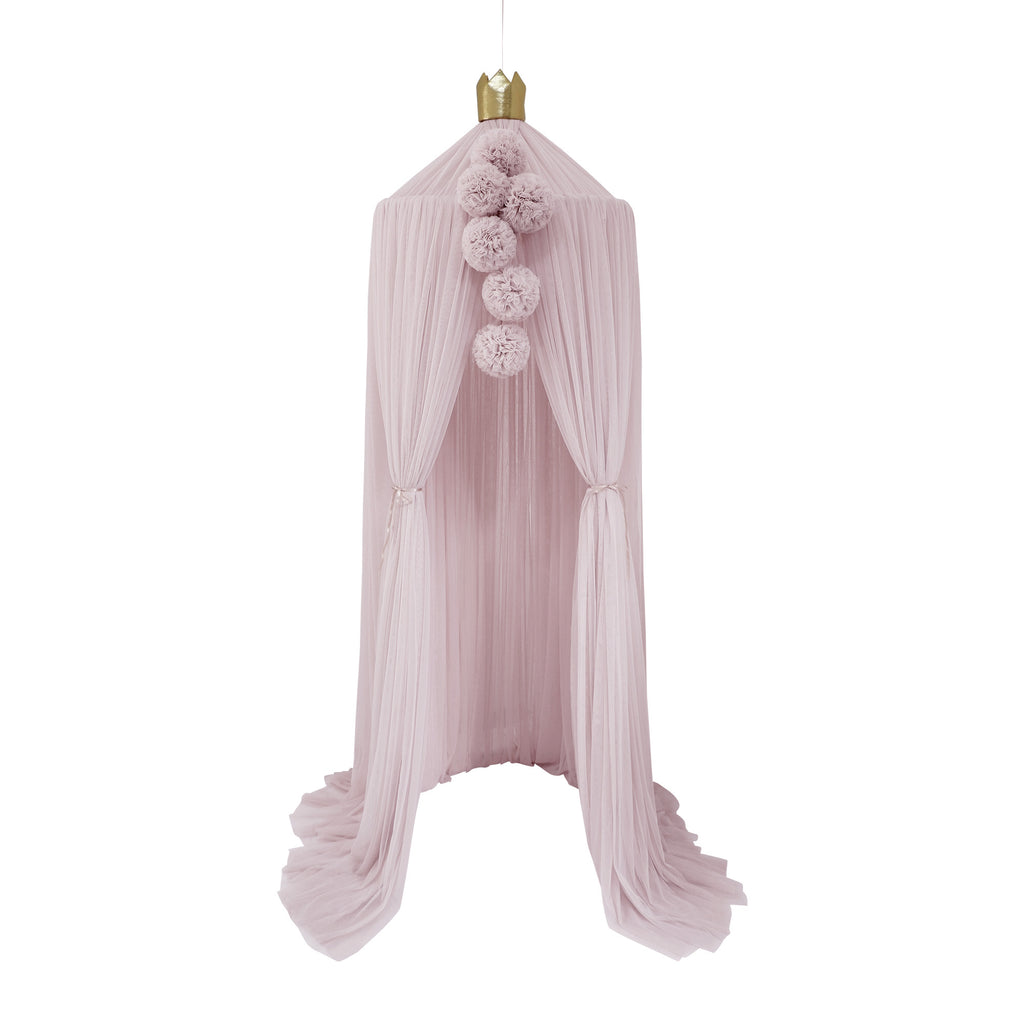Dreamy canopy - Pale Rose - in stock