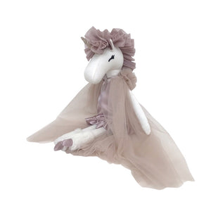 Unicorn Princess in Mauve - 2 weeks Delivery
