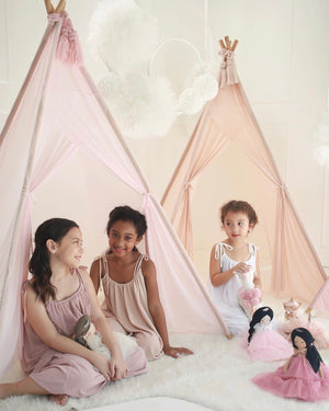 Sheer Teepee - Ballerina - 4 weeks delivery