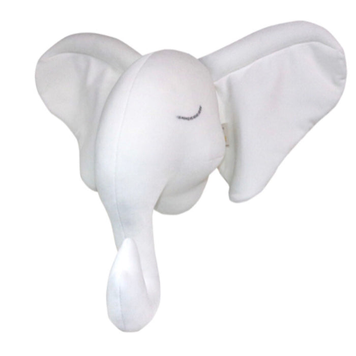 Elephant Head - White - 3 weeks delivery