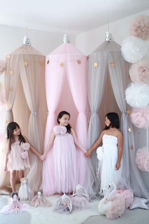 Princess Canopy - Pink - in stock