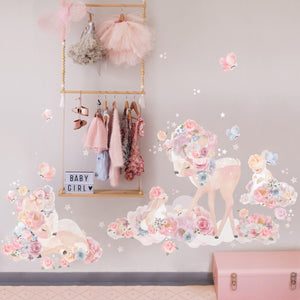 Wondrous Woodland Wall Sticker -  3 week delivery