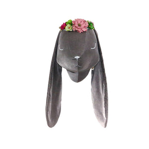 Rabbit Head Grey - end of July delivery