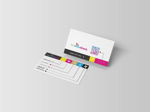 Custom printed business cards double sided from £19.99 exc VAT
