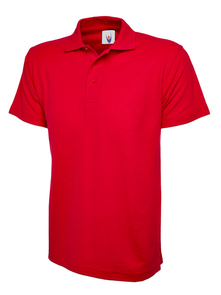 Workwear package deals, uneek classic polo red
