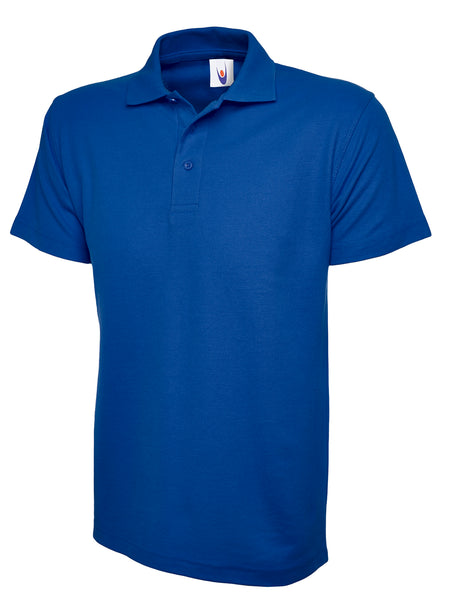 Workwear uneek classic poloshirt royal blue