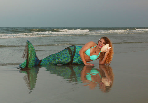 folly-beach-mermaid-photoshoot