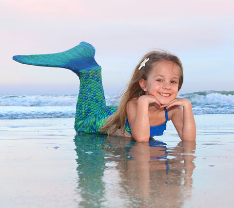 mermaid photoshoot