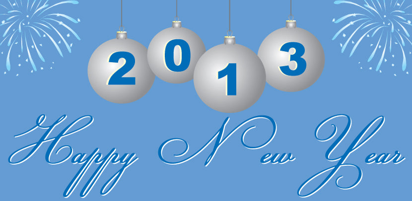 Happy new year 2013 by Clipping Path India