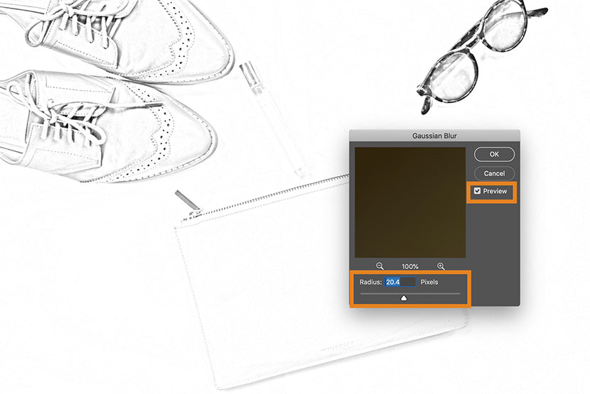 How to Turn a Picture into a Line Drawing in Photoshop