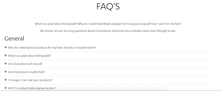 How to Build a FAQ Page: Templates & Examples to Inspire You