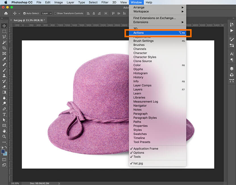 How to Change the Background Color of a Picture in Photoshop