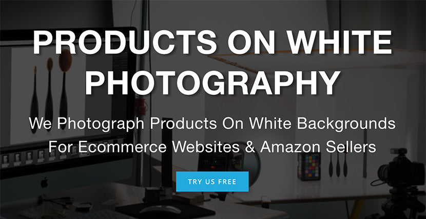 Products On White Photography