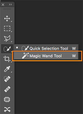 magic wand tool photoshop how to use