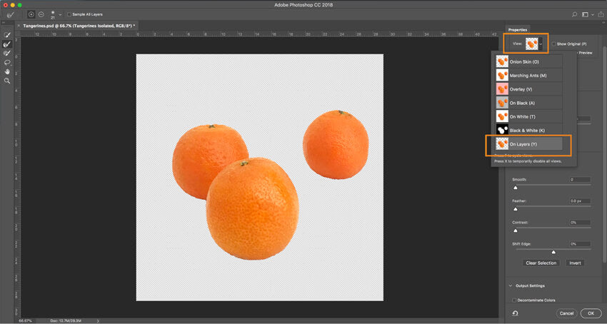 How To Use The Photoshop Magic Wand Tool Beginner S Tutorial