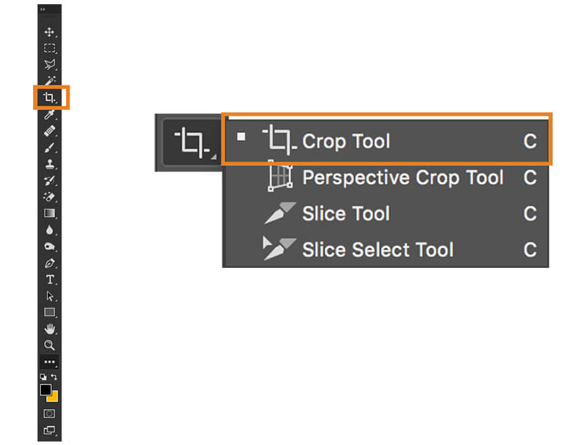 Photoshop Cc 2018 Toolbar Photoshop Tool Guide