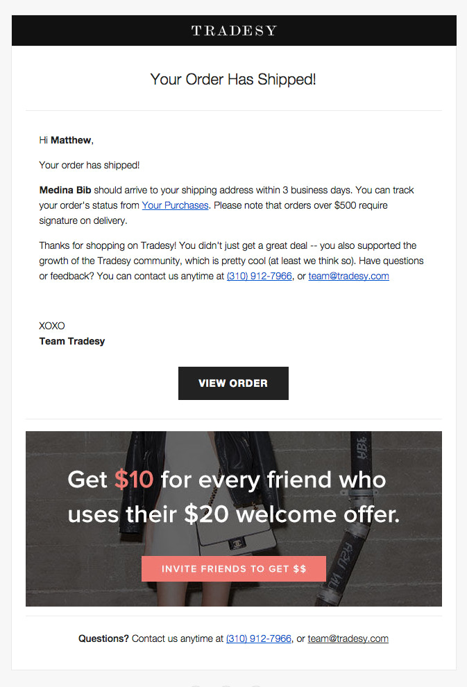 4 Ecommerce Transactional Emails You Should Optimize