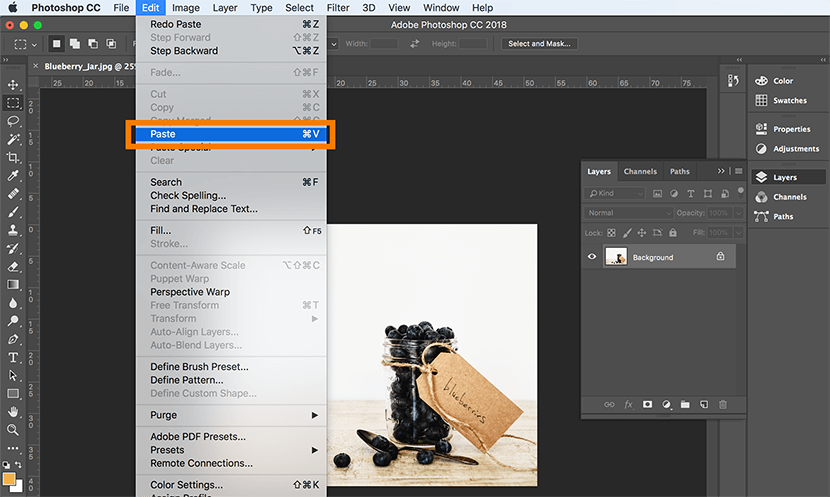 Photoshop Tutorial: A Beginner's Guide to Using Layers