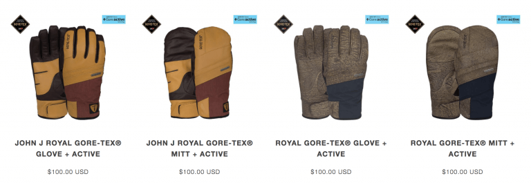 Pow Gloves
