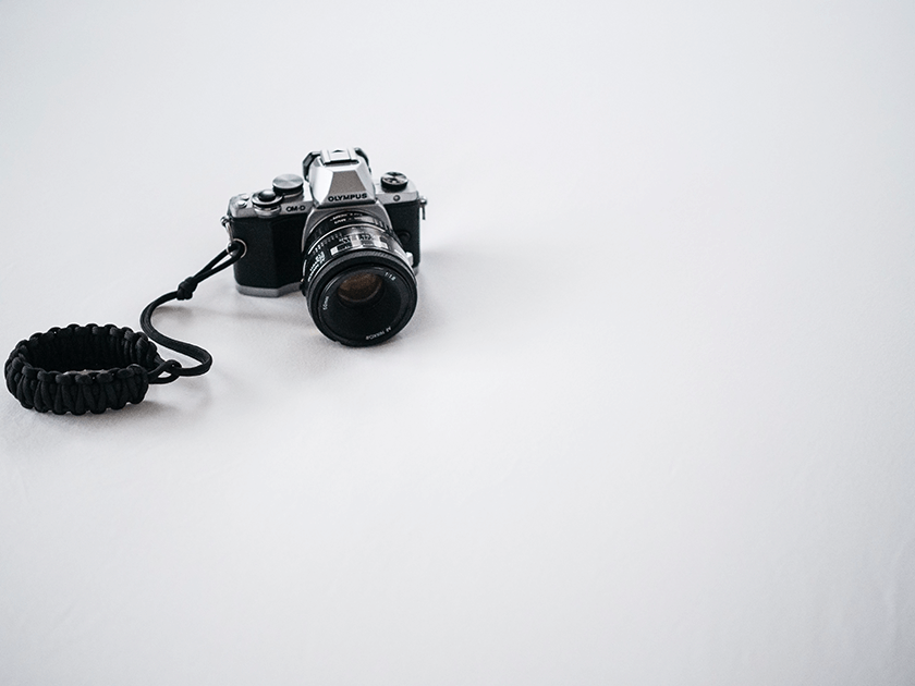 Product photography mirrorless camera olympus