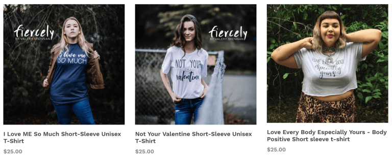 Shop Fiercely