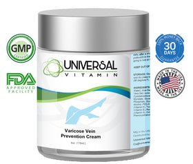 Varicose vein prevention cream