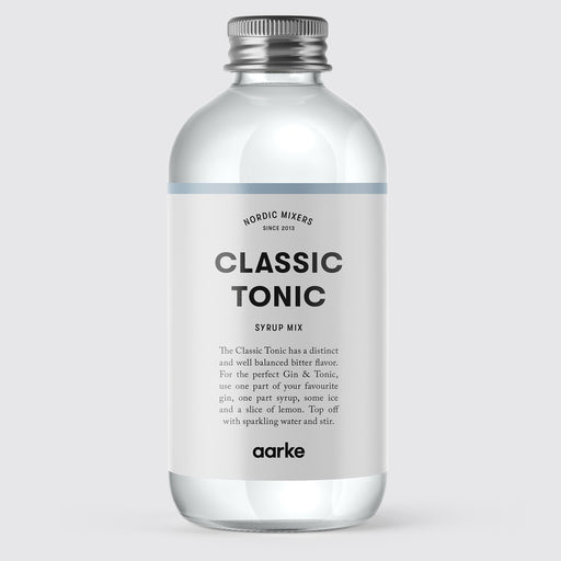 Nordic Classic Tonic Syrup