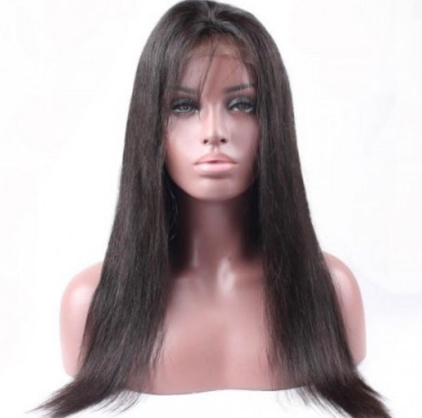 360 Straight Lace Wig