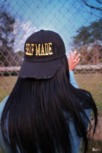 Self Made Distressed