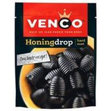 Venco Honing (Honey) Licorice 5.9 Oz (Pack of 4) - GreatHoard.com