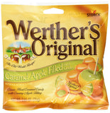 Werthers Original Caramel Apple Filled Hard Candies PACK of 3 - GreatHoard.com