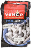 Venco Chalk Licorice Schoolkrijt 5.36 Oz (Pack of 2) - GreatHoard.com