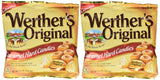 Werthers Original, Hard Candies - 5.5 Oz Bags (Pack of 2) - GreatHoard.com