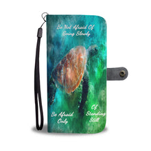 Awesome Sea Turtle Wallet-Phonecase - wonderlandaccessories