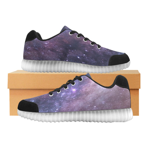 Light Up Casual Shoes-Galaxy - wonderlandaccessories